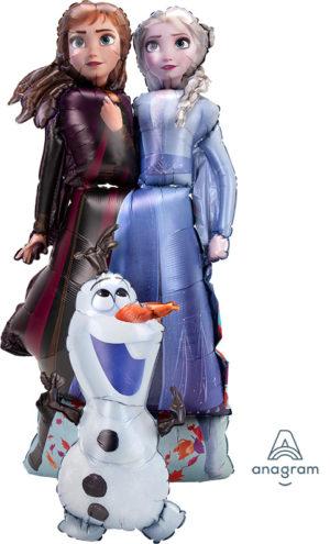 AIR:Frozen 2 Elsa Anna Olaf