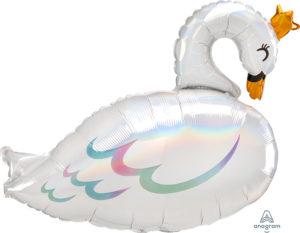 SS:Holo:Iridescent Swan