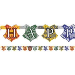 Letter Banner – Harry Potter Party Supplies