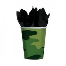 Camo Cups 10pc