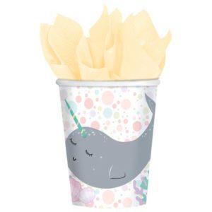 CU:Narwhal Paper Cups 8