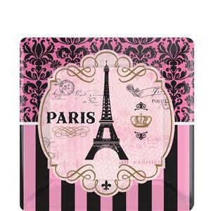 Paris Side Plates – Paris Party