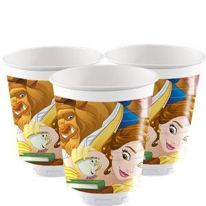 Cups – Beauty and the Beast Party
