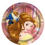 Plates – Beauty and the Beast Party