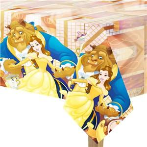 Table Cover – Beauty and the Beast Party