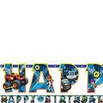Banner – Blaze and the Monster Machine Party Supplies