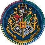 17cm Plates – Harry Potter Party Supplies
