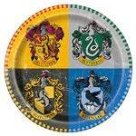 23cm Plates – Harry Potter Party Supplies