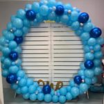 Balloon Hoop Full plain colours