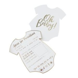 Oh Baby! – Advice Cards