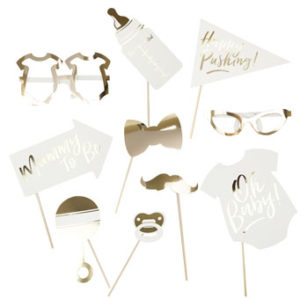 Oh Baby! – Photo Booth Props