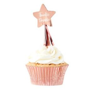 Twinkle Twinkle – Twinkle Twinkle Star Cupcake Toppers