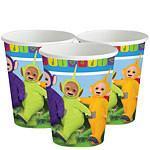 Teletubbies Party Cups – Teletubbies Party Supplies