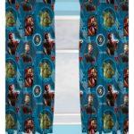 Avengers Marvel Curtains – STRONG – Avengers Bedding