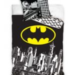 Batman Gotham City Single Cotton Duvet Cover Set – Batman Bedding