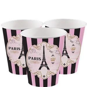 Paris Party Cups – Paris Party