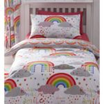 Clouds And Rainbows Duvet Cover Set – New Product