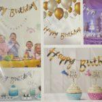 Banner H/Birthday script