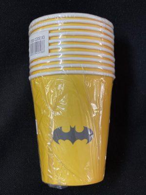 Batman Cupc 10pc