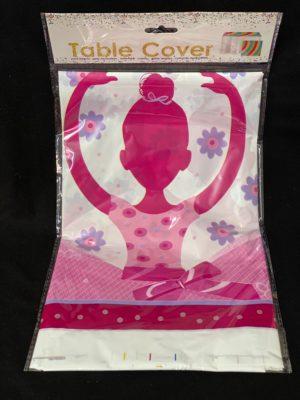 Ballerina Tablecloth