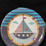Nautical serviettes 20pc