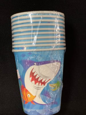 Shark Cups 10pc