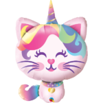 38 INCH FOIL MYTHICAL CATICORN 1CTP