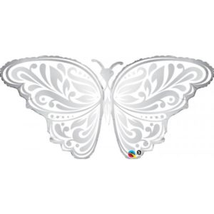 44 INCH FOIL SHAPE SW WEDDING BUTTERFLY 1CTP