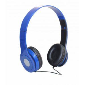 AV ELECTRONICS HEADPHONES BLUE