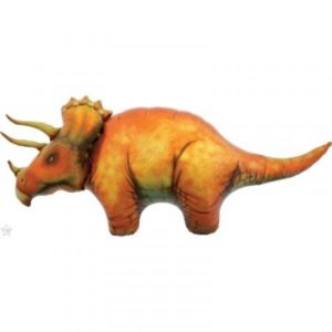 42 INCH FOIL TRICERATOPS CTP