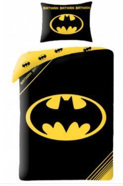 Batman LOGO Duvet – Single Duvet