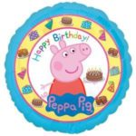 Foil Balloon – Peppa Pig Party