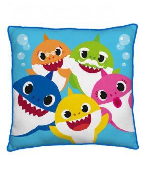 Baby Shark Family Square Cushion – Baby Shark Bedding