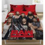 WWE Duvet Cover Set – Raw V Smackdown – WWE Wrestling Bedding