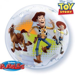 22 INCH SINGLE BUBBLE TOY STORY 1CTP