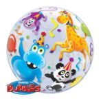 22 INCH SINGLE BUBBLE PARTY ANIMAL 1CTP