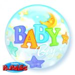 22 INCH SINGLE BUBBLE BABY B MO&ST 1CTP
