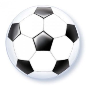 22 INCH SINGLE BUBBLE SOCCER BALL 22INCH 1CTP