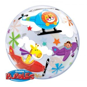 22 INCH SINGLE BUBBLE FLYING CIRCUS 1CTP