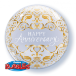 22 INCH SINGLE BUBBLE ANNIVERSARY CLASSIC 1CTP