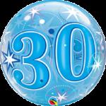 22 INCH SINGLE BUBBLE STAR BURST SPARK AGE 30 1CTP