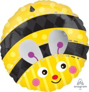 18:Cute Bumble Bee