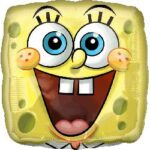 18:Spongebob Square Face