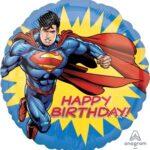 18:Superman Happy Birthday