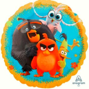 18:Angry Birds 2
