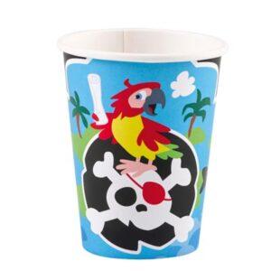 CU:Pirate Paper Cups 8