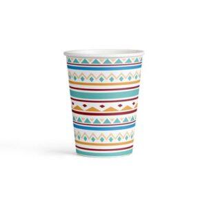 CU:Tepee & Tomahawk Paper Cups 8