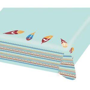 TC:Tepee & Tomahawk Paper Tablecloth