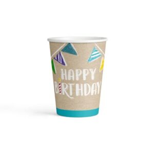 CU:My Birthday Party Paper Cups 8