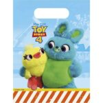 TOY STORY 4 PART BAGS 6CT